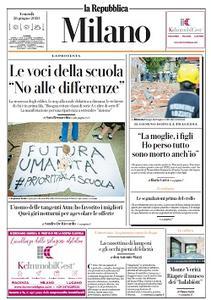 la Repubblica Milano - 26 Giugno 2020