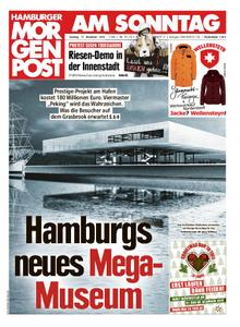 Hamburger Morgenpost – 17. November 2019