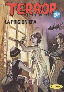 Terror Blu #37 La Prigioniera