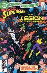Legion DC Comics Presents 080