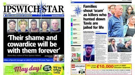 Ipswich Star – May 01, 2019