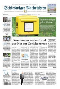 Schleswiger Nachrichten - 19. September 2019