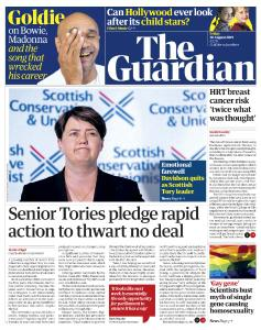 The Guardian - August 30, 2019