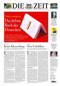 Die Zeit - 02. Mai 2019