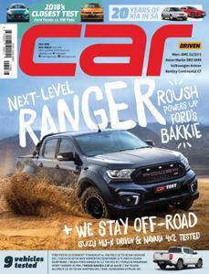 Car South Africa - July 2018