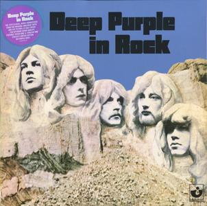 Deep Purple ‎– In Rock (1970/2018) [LP,Limited Edition,180 Gram,DSD128]