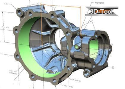 3D-Tool version 13.11 Premium