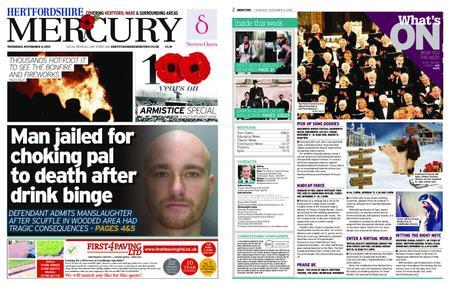 Hertfordshire Mercury – November 08, 2018