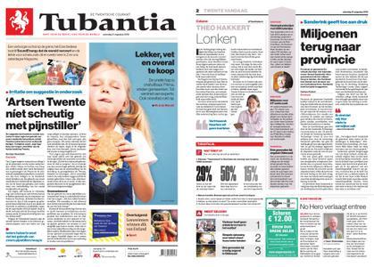 Tubantia - Enschede – 31 augustus 2019