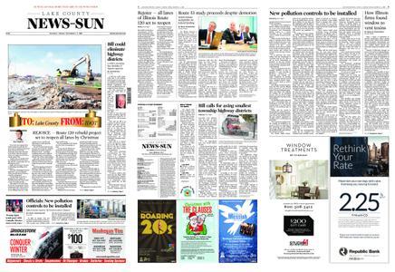 Lake County News-Sun – December 01, 2018