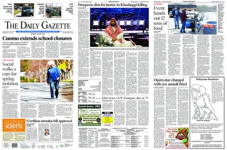 The Daily Gazette – March 28, 2020