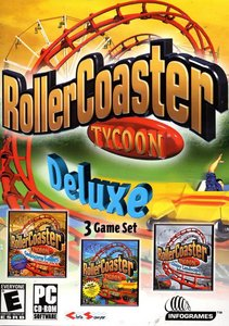 RollerCoaster Tycoon: Deluxe Edition