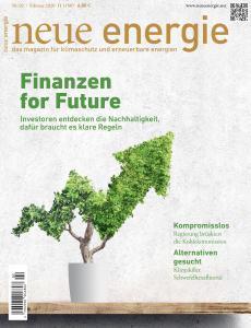 Neue Energie - Februar 2020