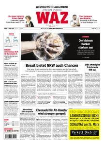 WAZ Westdeutsche Allgemeine Zeitung Duisburg-Mitte - 22. März 2019