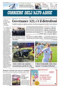 Corriere dell'Alto Adige – 09 novembre 2018