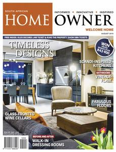 South African Home Owner - August 2019