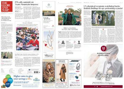 The Globe and Mail – April 13, 2018