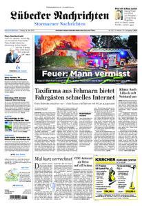 Lübecker Nachrichten Stormarn - 24. Mai 2019