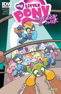 My Little Pony - Friendship Is Magic 029 2015 2 Covers digital