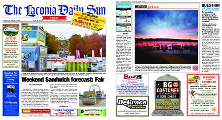 The Laconia Daily Sun – October 11, 2019