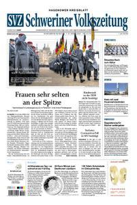 Schweriner Volkszeitung Hagenower Kreisblatt - 07. März 2020