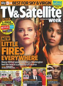 TV & Satellite Week - 16 May 2020
