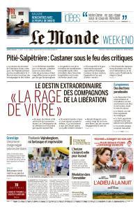 Le Monde du Samedi 4 Mai 2019