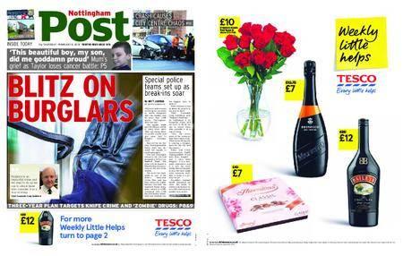 Nottingham Post – February 08, 2018