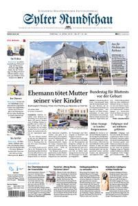 Sylter Rundschau - 12. April 2019