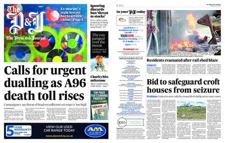 The Press and Journal Moray – July 16, 2019