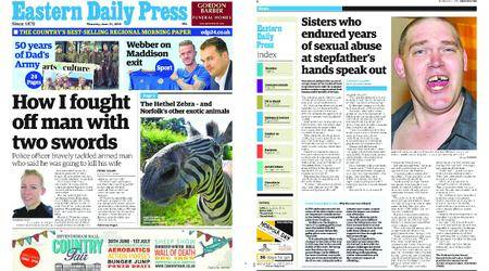Eastern Daily Press – June 21, 2018