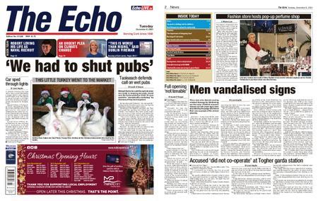 Evening Echo – December 08, 2020