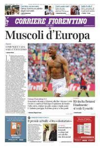 Corriere Fiorentino La Toscana - 7 Maggio 2018