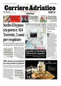 Corriere Adriatico - 16 Maggio 2017