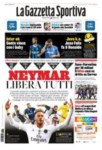 La Gazzetta dello Sport Sicilia – 11 agosto 2019