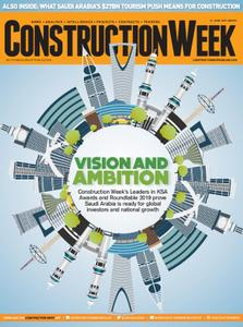 Construction Week Middle East – October 12, 2019