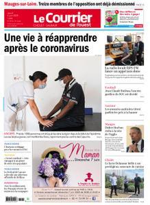 Le Courrier de l'Ouest Cholet – 04 juin 2020