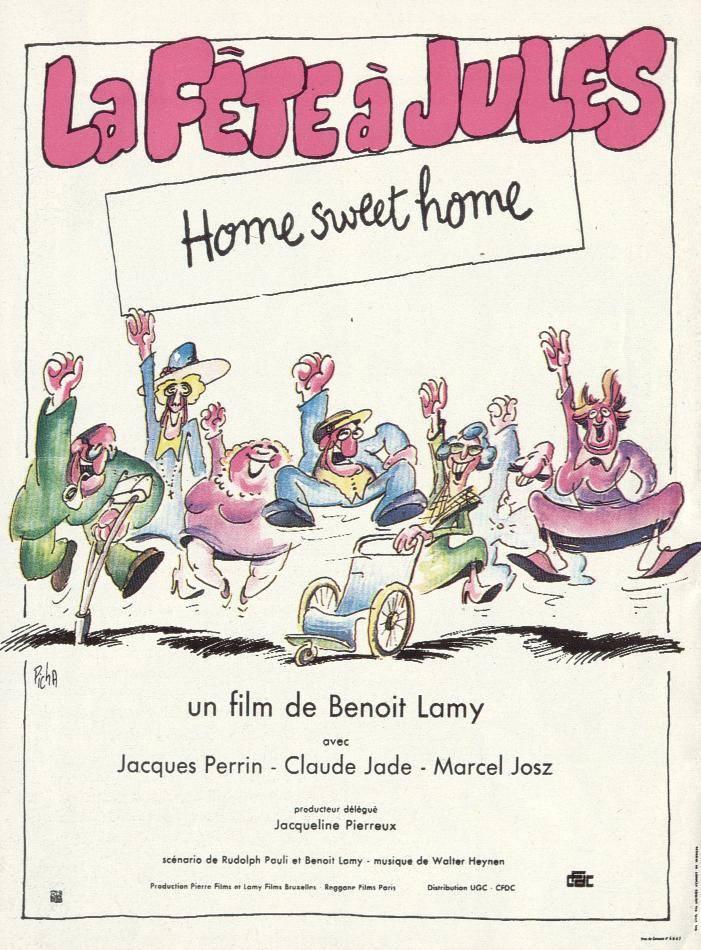 La Fête à Jules [Home Sweet Home] 1973