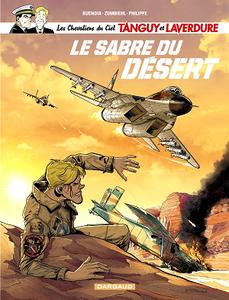 Tanguy et Laverdure - Tome 32 - Le sabre du désert (2018)
