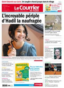 Le Courrier de l'Ouest Angers – 04 octobre 2020