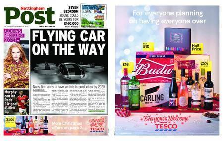 Nottingham Post – November 23, 2017