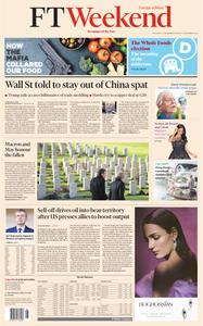 Financial Times Europe – 10.11 November 2018