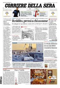 Corriere della Sera – 27 dicembre 2018
