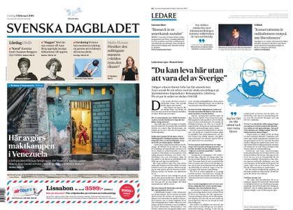 Svenska Dagbladet – 09 februari 2019