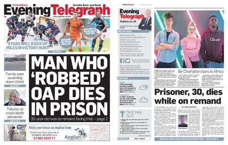 Evening Telegraph First Edition – September 28, 2018