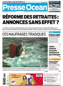 Presse Océan Nantes Sud Vignoble – 12 décembre 2019
