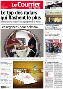 Le Courrier de l'Ouest Angers - 23 juin 2018