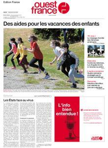 Ouest-France Édition France – 06 juin 2020