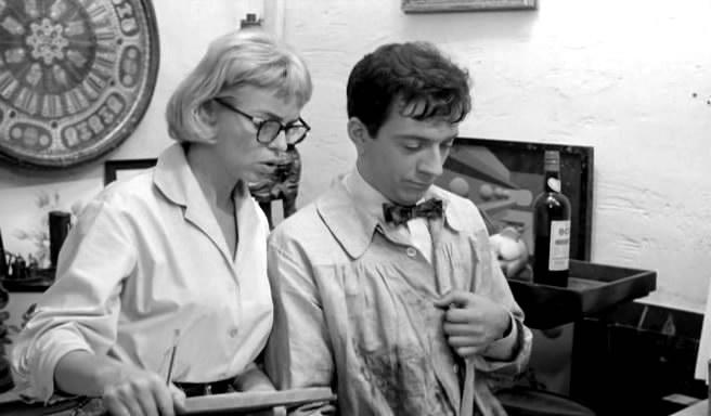 Les Jeux de l'amour (1960) Repost