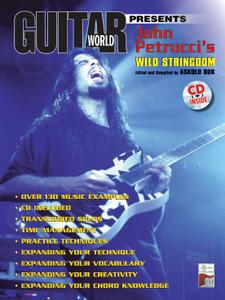 "Guitar World - John Petrucci's ""Wild Stringdom"""